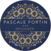 Logo Pascale Fortin Designer